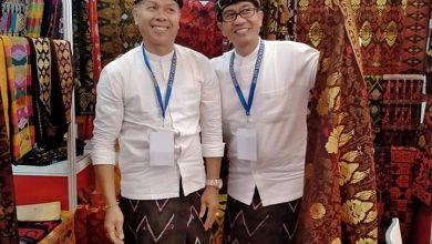 Photo of Baliwa Songket Collections Jajal Indocraft ke-17
