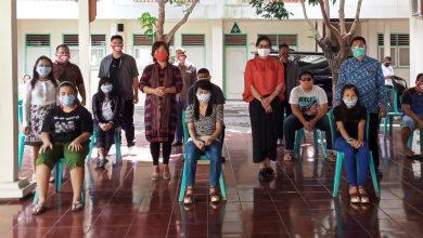 Photo of Dimotivasi Putri Koster, Dria Raba Denpasar Sabet Juara Harapan III