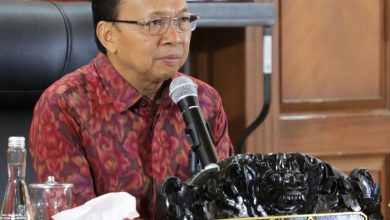 Photo of Gubernur Koster Melalui Vicon Ikuti Rakor KPK RI