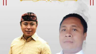 Photo of Jelang Pilkada Badung 2020, Poster Ketua KRBB dan Jro Balian59 Tersebar
