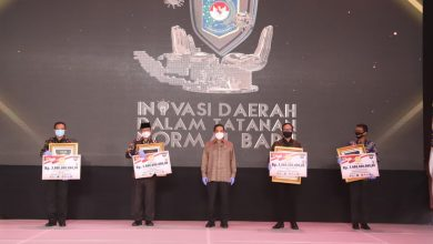 Photo of Juara Inovasi Daerah Tatanan Normal Baru, Bali Disuntik Insentif Rp 5 M