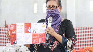 Photo of Kembali Gelar 'Penggak PKK', Ny Putri Koster Tularkan Semangat Gotong Royong