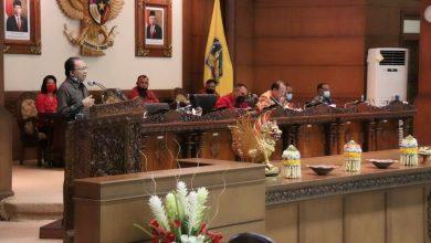 Photo of Koster Sampaikan Raperda tentang Rencana Umum Energi Daerah Provinsi Bali Tahun 2020-2050