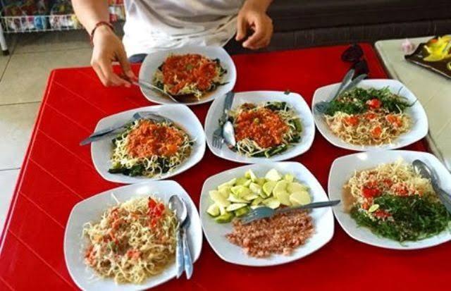 Photo of Men Runtu,Jaga Taksu Bali Lewat Kuliner