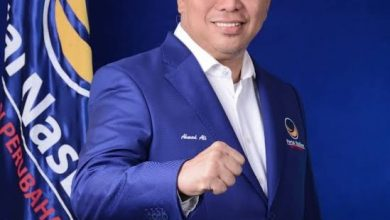 """Photo of NasDem Bali """"Bergejolak"""", Waketum Ali: Jangan Buat Manufer yang Kerdilkan Partai"""