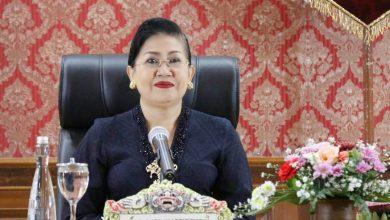 Photo of Ny Putri Koster Ajak Kelola Sampah Mulai dari Lingkup Rumah Tangga