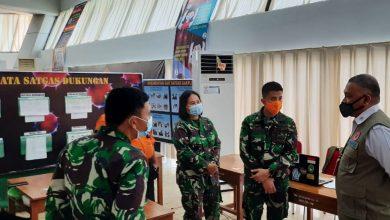 Photo of BNPB Tinjau Fasilitas Penanganan COVID-19 di RS Khusus Daerah Dadi