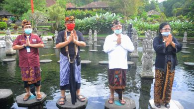 Photo of Wagub Cok Ace Pimpin Touring Road to Penerapan Tata Kehidupan Bali Era Baru