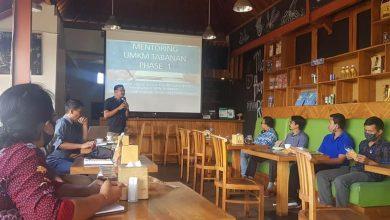 Photo of Kick Off Mentoring UMKM Tabanan