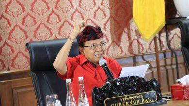 Photo of Gubernur Siapkan Insentif Bagi Desa Adat Terkait Penanganan Covid-19