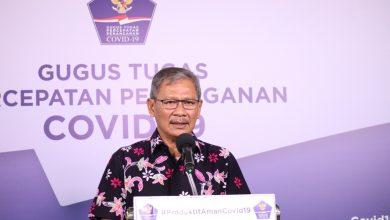 Photo of Sehari, Kasus Positif Covid-19 Jawa Timur Bertambah 552 Kasus
