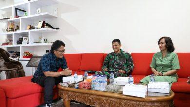 Photo of Pemkab Badung-Kodim 1611 Badung Jaga Sinergitas