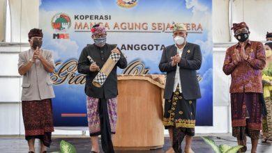 Photo of Grand Opening Koperasi Manca Agung Sejahtera