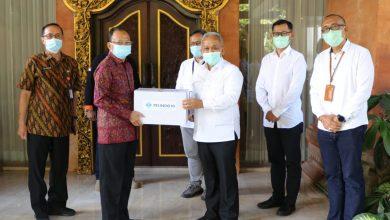Photo of Gubernur Koster Terima 5.000 Paket Bantuan dari PT Pelindo III