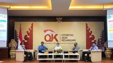 Photo of OJK Sosialisasikan Kebijakan untuk Pemulihan Ekonomi Bali