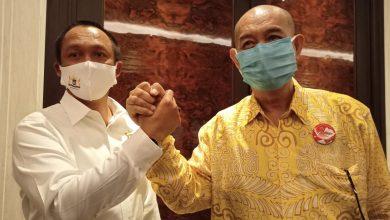 Photo of Nakhodai Kadin Bali, Ariandi Siap Sinergi dengan Pemprov Bali