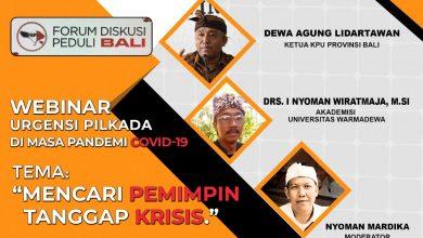 Photo of Ekonomi Bali Minus 10,98 %, Pemimpin Andalkan Bansos Kurang Tepat