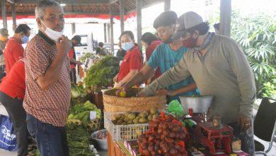 Photo of Bantu Petani-UMKM Lokal, Inspektorat Gelar Pasar Gotong Royong