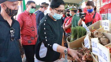 Photo of Ny Putri Koster Sebut Pasar Gotong Royong Berdampak Positif