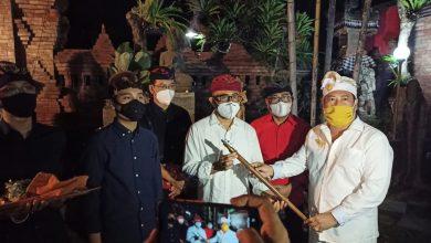 """Photo of Tongkat Komando """"Naga Raja"""" AMD Berpindah ke Jaya Wibawa"""
