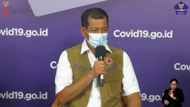 Photo of Doni Monardo Sebut Masyarakat Ujung Tombak Pencegahan COVID-19