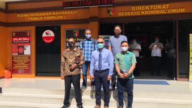 Photo of Diduga Cemarkan Nama Baik, Politisi PDIP Karangasem Dipolisikan