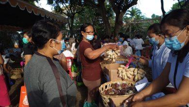 "Photo of Berbagi Jelang Hari Raya, Diatmika-Dewi Koreati Gelar ""Pasar Rugi"""