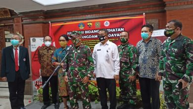 Photo of Pangdam IX/Udayana Terima Apresiasi Bidang Kesehatan