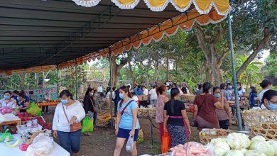 """Photo of Warga Antusias, """"Pasar Rugi"""" Diatmika-Dewi Koreati Dinanti Jelang Galungan"""
