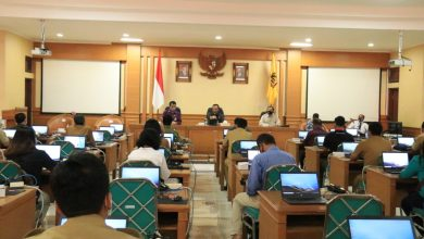 Photo of Harapkan SDM Mumpuni, Sekda Dewa Indra Pastikan SKB CPNS Transparan
