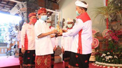 Photo of Kukuhkan Pengurus APBEDNAS, Koster Harap Dana Desa Dikelola Lebih Fokus