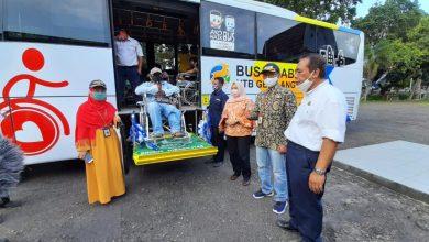 """Photo of Salip Bali, NTB Luncurkan """"Bus Disabilitas NTB Gemilang"""""""