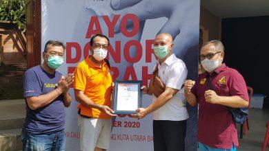 Photo of Kagama Bali Gelar Aksi Sosial Donor Darah