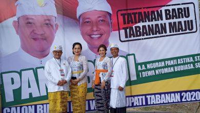 "Photo of Abaikan ""Warna"", Mari Wujudkan Perubahan Bersama Panji-Budi"