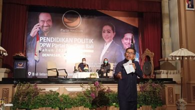 Photo of Gelar Pendidikan Politik, NasDem Siap Cetak Kader Muda Potensial