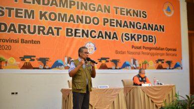 Photo of BNPB Latih BPBD Manajemen Penanganan Darurat Bencana