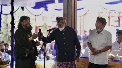 Photo of Dipuji Pemerintah Pusat, Kari Subali Ajak Masyarakat Lanjut Pilih Massker