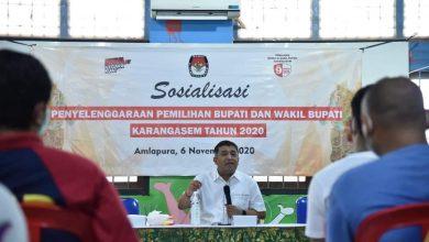 Photo of KPU Karangasem Edukasi Warga Binaan Lapas