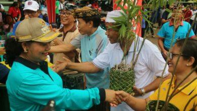Photo of Mas Sumatri Siap Rangkul Petani Muda Bangun Karangasem