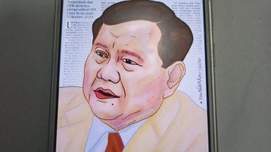 Photo of Prabowo Subianto Menteri Terbaik Jokowi