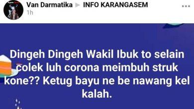 Photo of Sukarena Dikatai Stroke, Tim Medsos Dana-Dipa Disebut Tak Punya Hati Nurani