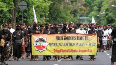 Photo of Bukan Bhakta Hare Krishna, AWK Sebut Warga Bali Belum Sadar