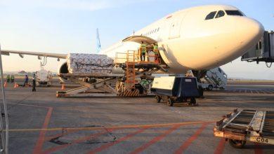 Photo of Genjot Ekspor, Garuda Lepas Cargo Perdana Denpasar-Hongkong