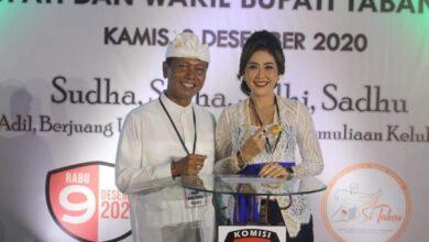 Photo of Jelang Coblosan, KPK Diminta Cek Aliran Korupsi Bansos Covid-19 di Bali