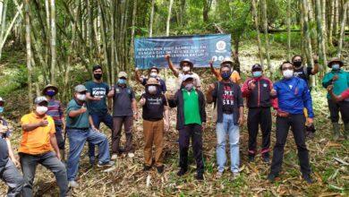 Photo of Jaga Alam, Kagama Bali Tanam 33 Jenis Bambu di Sandan, Baturiti