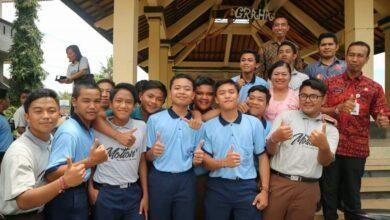 Photo of Cerdaskan 95.224 Pelajar, Kartu Karangasem Cerdas Prioritas Massker