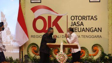 Photo of OJK Regional 8 Bali-Nusra Resmikan Kantor Baru