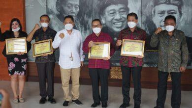 Photo of Digelontor CSR Covid-19, Rai Mantra Ucapkan Terima Kasih