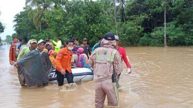 Photo of 6.346 Rumah Terendam, 21.990 Jiwa Terdampak Banjir