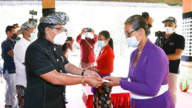 "Photo of Bantuan Tunai PPKM ""Cair"", Giri Prasta Bersyukur"